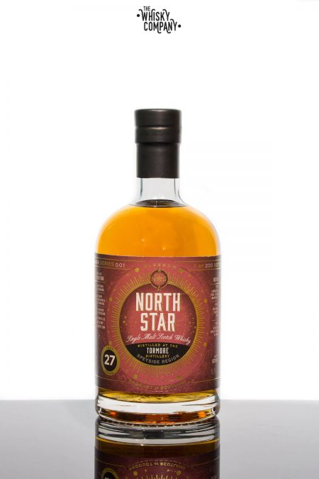 North Star 1988 Tormore 27 Year Old Single Malt Scotch Whisky