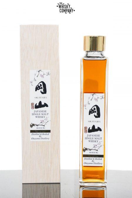 Okayama Triple Cask Japanese Single Malt Whisky (200ml)