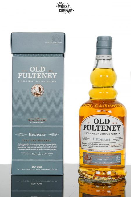 Old Pulteney Huddart Single Malt Scotch Whisky (700ml)