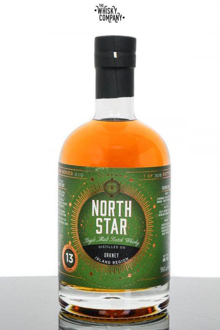 Orkney 2007 Aged 13 Years Island Single Malt Scotch Whisky - North Star (700ml)