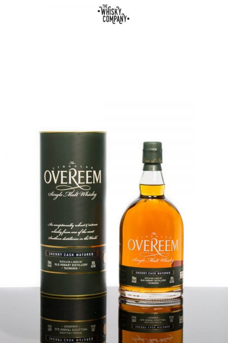 Overeem Sherry Cask Matured Tasmanian Single Malt Whisky (700ml)