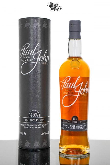 Paul John Bold Peated Indian Single Malt Whisky (700ml)