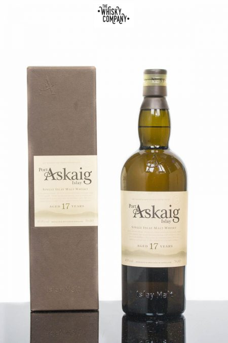 Port Askaig Aged 17 Years Islay Single Malt Scotch Whisky