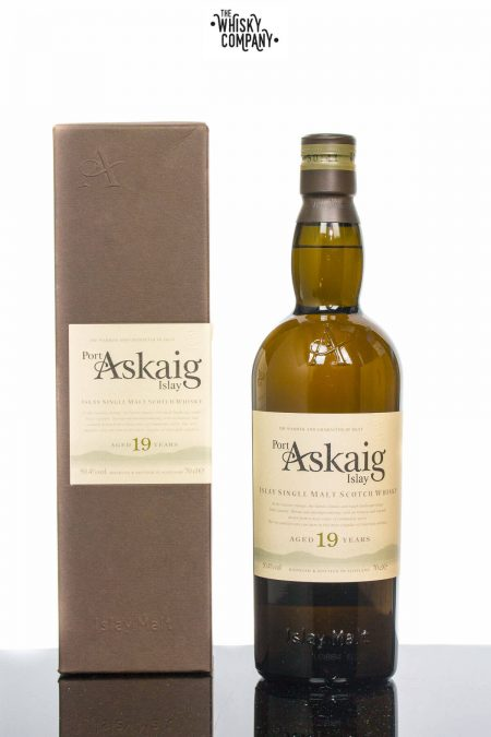 Port Askaig Aged 19 Years Islay Single Malt Scotch Whisky