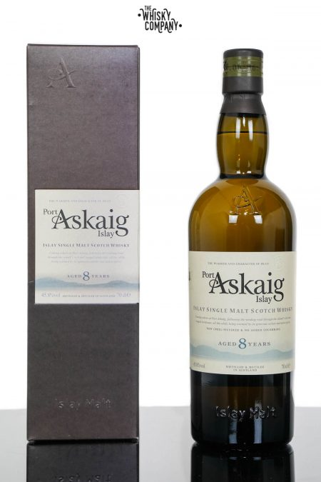 Port Askaig Aged 8 Years Islay Single Malt Scotch Whisky (700ml)