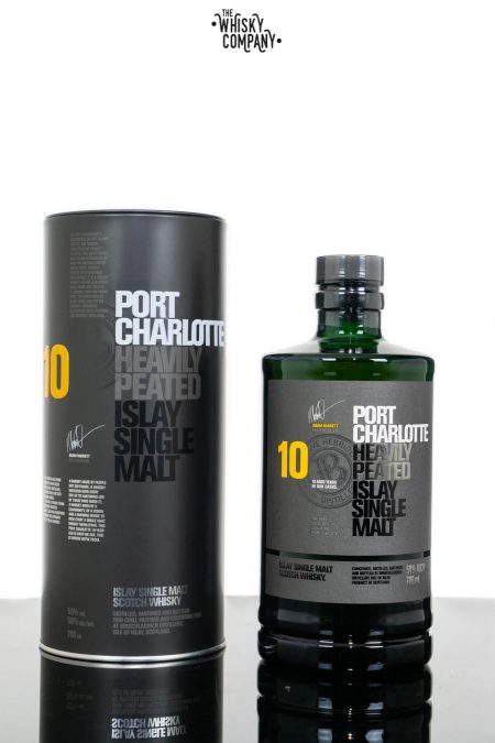 Port Charlotte 10 Years Old 2018 Islay Single Malt Scotch Whisky (700ml)