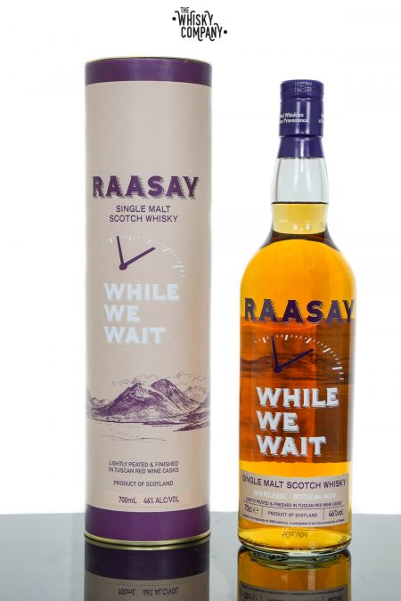 Raasay While We Wait Single Malt Scotch Whisky (700ml)