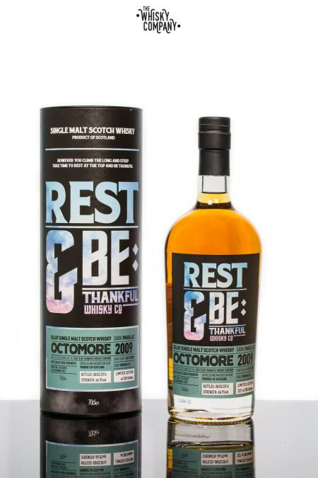 Octomore 2009 Paulliac Cask Single Malt Scotch Whisky - Rest and Be Thankful (700ml)