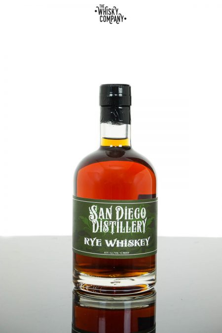 San Diego 92 Small Batch American Rye Whiskey (375ml)