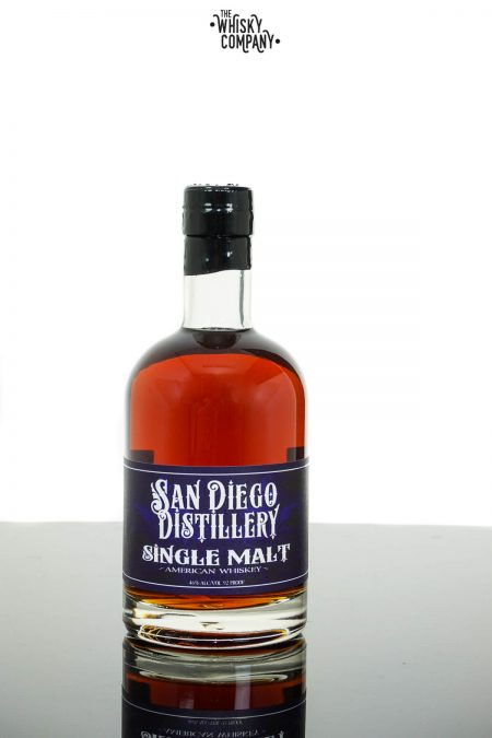 San Diego 92 Small Batch American Single Malt Whiskey (375ml)