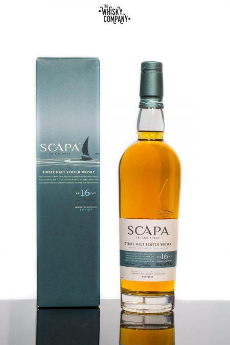 Scapa 16 Years Old Island Single Malt Scotch Whisky