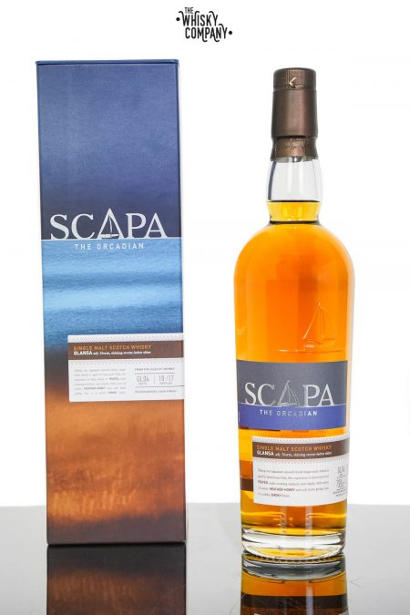 Scapa The Orcadian Glansa Island Single Malt Scotch Whisky (700ml)