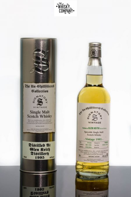 Mortlach 1996 Aged 19 Years Single Malt Scotch Whisky - Signatory Vintage (700ml)