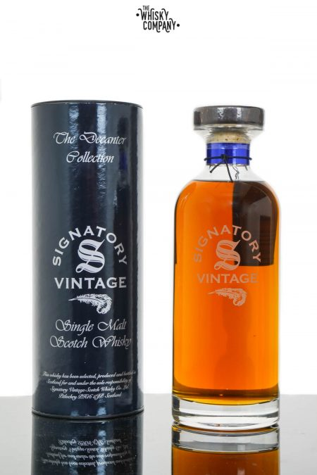Glen Rothes 1997 Aged 22 Years Ibisco Speyside Single Malt Scotch Whisky - Signatory Vintage (700ml)