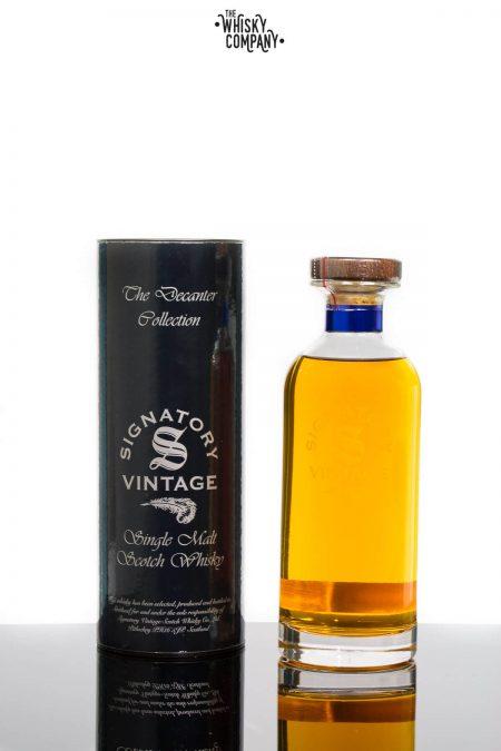 Clynelish 1995 Ibisco Decanter 20 Years Old Single Malt Scotch Whisky - Signatory Vintage 1995 (700ml)