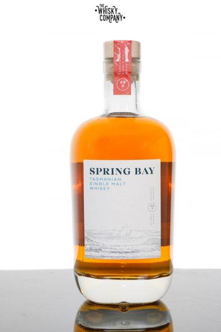 Spring Bay Sherry Matured Tasmanian Single Malt Whisky - Cask 90 (700ml)