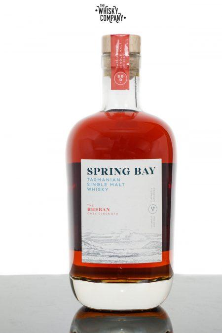 Spring Bay The Rheban Cask Strength Tasmanian Single Malt Whisky - Cask 108 (700ml)