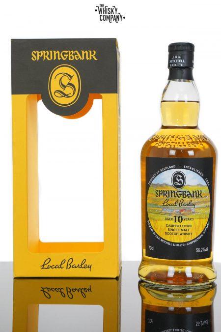 Springbank 2009 Aged 10 Years Local Barley Single Malt Scotch Whisky (700ml)