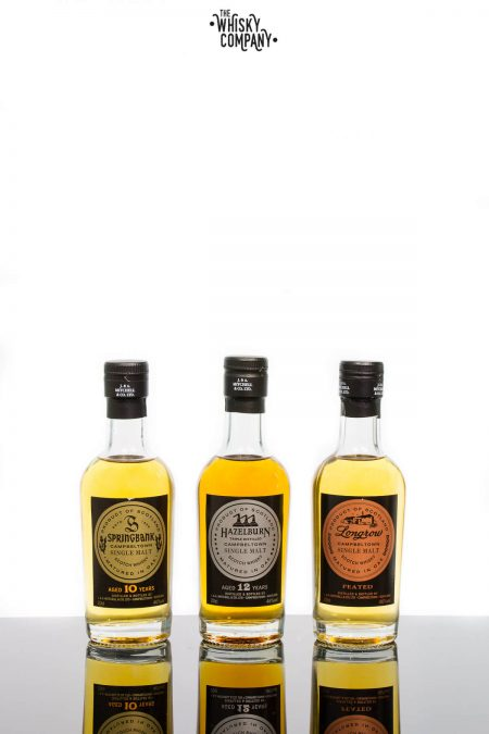 Springbank Campbeltown Malts Tasting Pack (3 x 200ml)