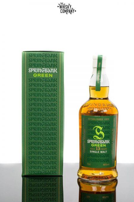 Springbank Green Aged 13 Years Campbeltown Single Malt Scotch Whisky (700ml)