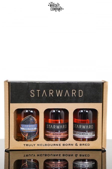 Starward Australian Whisky Gift Pack (3 x 200ml)
