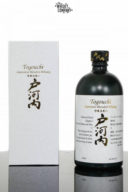 Togouchi Japanese Blended Whisky (700ml)