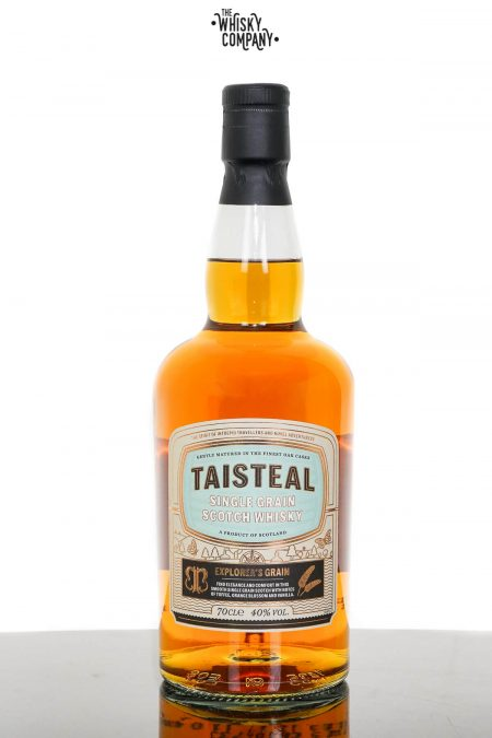 Taisteal Explorer's Grain Single Grain Scotch Whisky (700ml)