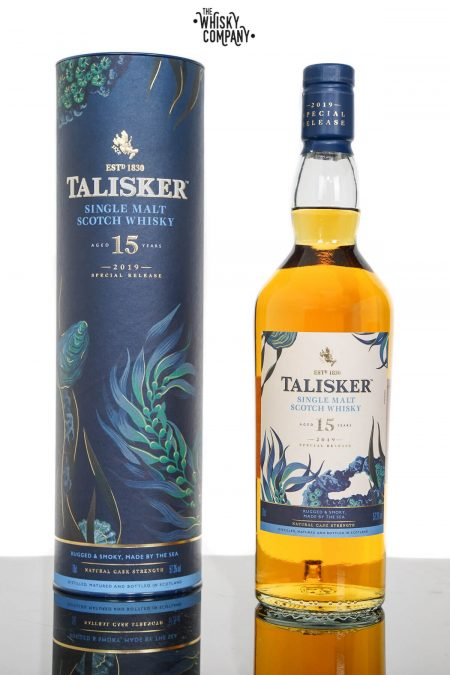 Talisker Aged 15 Years 2019 Special Release Single Malt Scotch Whisky (700ml)