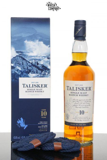 Talisker Aged 10 Years Island Single Malt Scotch Whisky (700ml)
