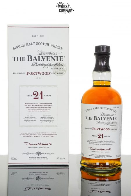Balvenie Aged 21 Years Speyside Single Malt Scotch Whisky (700ml)