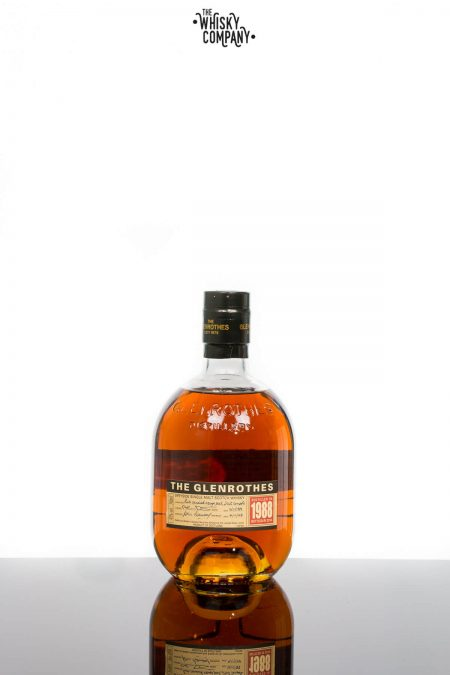 Glenrothes 1988 Vintage Speyside Single Malt Scotch Whisky