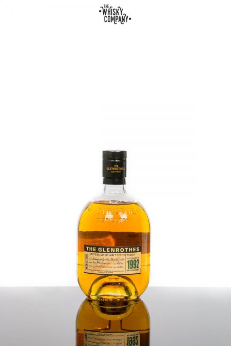 Glenrothes 1992 Vintage Speyside Single Malt Scotch Whisky