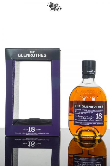 Glenrothes 18 Year Old Soleo Collection Single Malt Scotch Whisky (700ml)