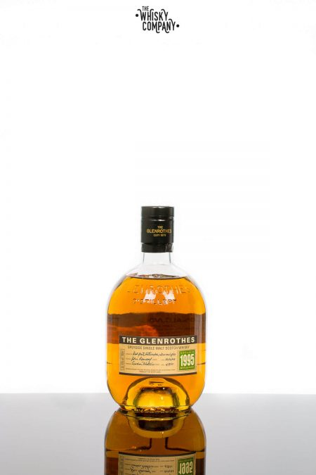 Glenrothes 1995 Vintage Speyside Single Malt Scotch Whisky (700ml)