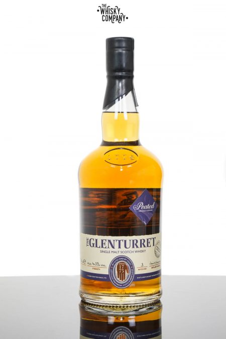 Glenturret Peated Highland Single Malt Scotch Whisky - Batch 3 (700ml)