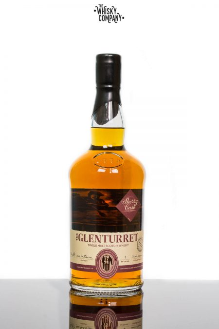 Glenturret Sherry Cask Batch 2 Highland Single Malt Scotch Whisky