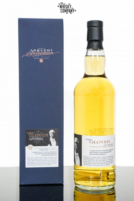 The Glover 4 Years Old Malt Whisky - Adelphi (700ml)