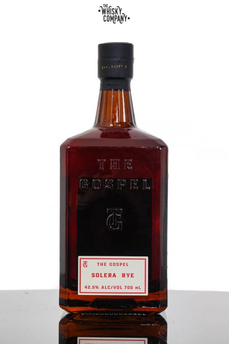 The Gospel Solera Rye Australian Whiskey (700ml)