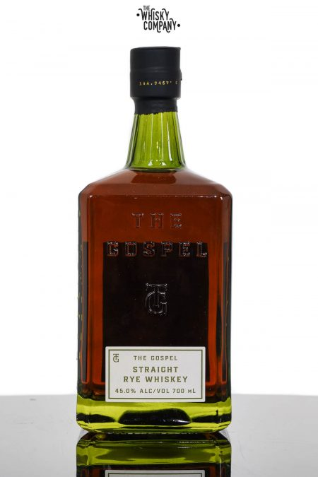 The Gospel Straight Rye Australian Whiskey (700ml)