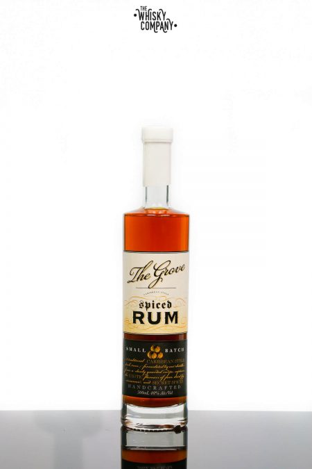 The Grove Carribean Spiced Rum Small Batch Release (500ml)