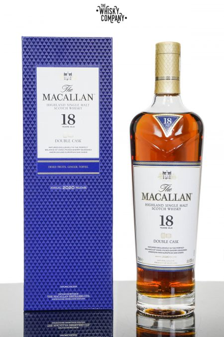 Macallan 18 Years Old Double Cask Single Malt Scotch Whisky (700ml)