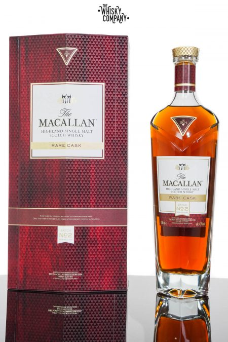 The Macallan Rare Cask Batch 2 Single Malt Scotch Whisky (700ml)