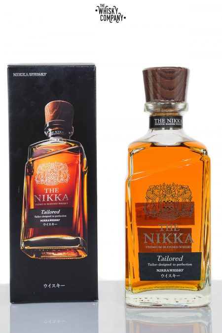 The Nikka Tailored Premium Blended Japanese Whisky (700ml)