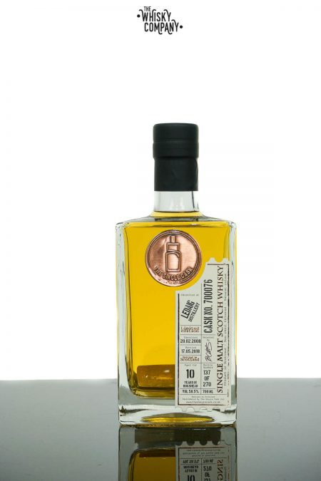 2008 TSC Ledaig Aged 10 Years Cask 700076 Single Malt Scotch Whisky (700ml)