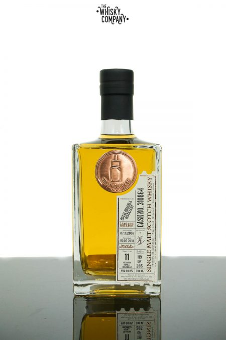 2006 TSC Royal Brackla Aged 11 Years Cask 310864 Single Malt Scotch Whisky (700ml)