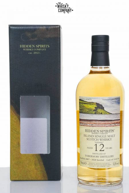 Ledaig 2007 Aged 12 Years Single Malt Scotch Whisky - Hidden Spirits (700ml)