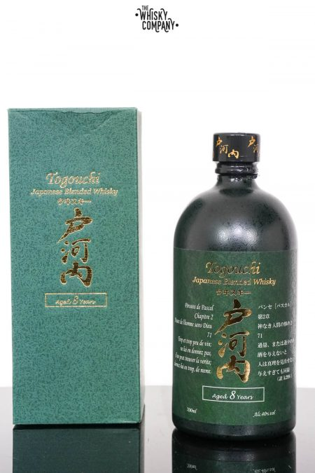 Togouchi 8 Years Old Japanese Blended Whisky (700ml)