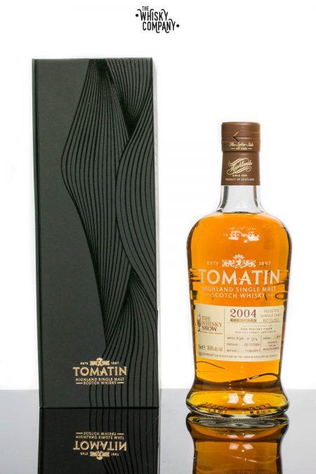 Tomatin 2004 Vintage Moscatel Finished Single Malt Scotch Whisky (700ml)