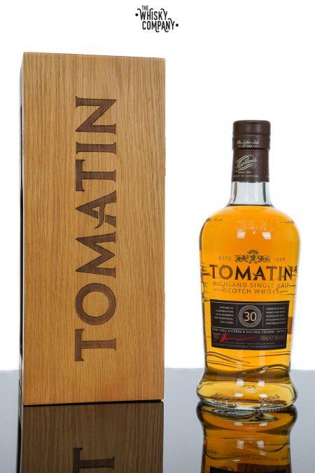 Tomatin 30 Years Old Highland Single Malt Scotch Whisky (700ml)