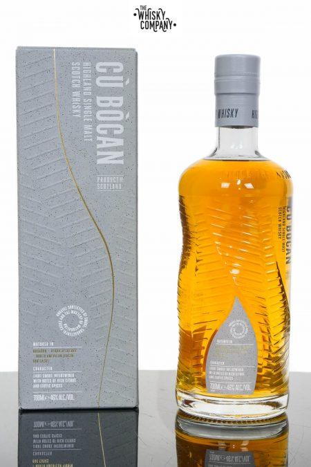 Tomatin Cù Bòcan Signature Highland Single Malt Scotch Whisky (700ml)